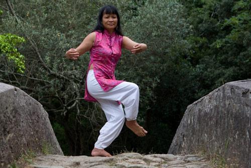 hatha yoga sonore avec Bopahana