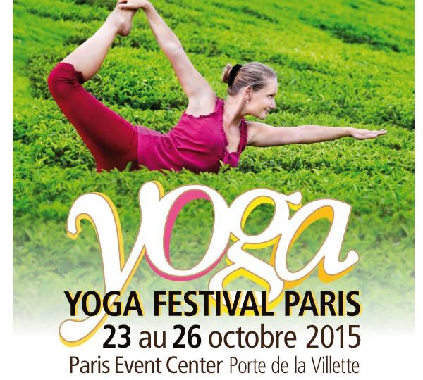 L'Institut des Arts de la Voix et Patrick Torre au Yoga Festival Paris