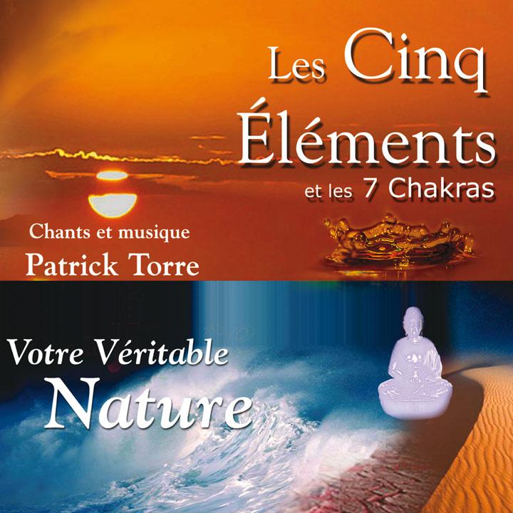 Cd 5 éléments , Patrick Torre